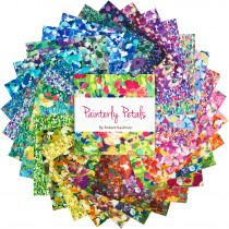 Painterly Petals Fat Quarter Bundle