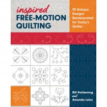 Inspired Free Motion Quilting Book