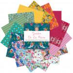 Jardin De La Reine Fat Quarter Bundle by FreeSpirit Fabrics
