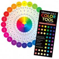 Essential Color Wheel & Color Tool Book