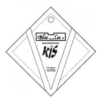 Bloc_Loc Kite In A Square On Point Ruler