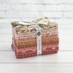 Secret Stash Warm Fat Quarter Bundle by Laundry Basket Quilts