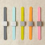 Maker's Keep Slap Bracelet Pin Cushion by Cocoknits