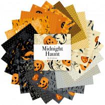 Midnight Haunt Fat Quarter Bundle