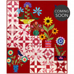 My Flower Garden Quilt Kit