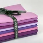 Orchid 8 Piece Fat Quarter Bundle By Oakshott Fabrics