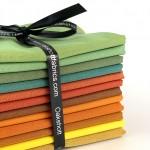 Autumn 12 Piece Fat Quarter Bundle By Oakshott Fabrics