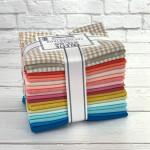 Palette Picks Fat Quarter Bundle Curated by Emily Dennis - Quilty Love Palette