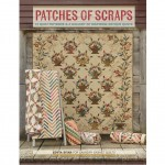 Patches of Scraps Book By Edyta Sitar