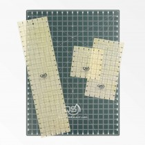 Large Ruler and Mat Starter Bundle