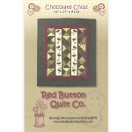 Chocolate Chips Mini Quilt Pattern by Red Button Quilts