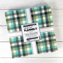 Cool Mammoth Junior Flannel Layer Cake