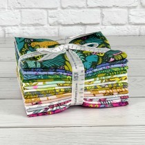 Wild and Free Fat Quarter Bundle by Hello Lucky