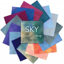 Sky Half Yard Bundle Sunset Color Story