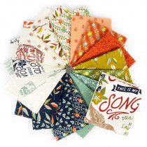 Songbook Selected Fat Quarters & Panel