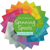 Spinning Spools Quilt Project Bundle