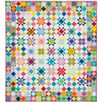 Star Party Quilt Pattern by Alex Anderson