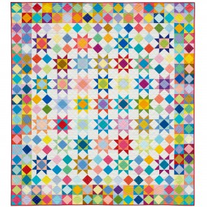 Alex Anderson Star Party Quilt