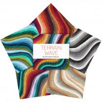 Terrain Wave Fat Quarter Bundle