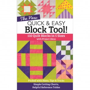 Quick & Easy Block Tool PRINT VERSION