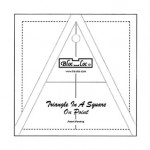 Bloc_Loc Triangle In A Square On Point Ruler
