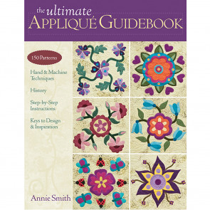The Ultimate Applique Guidebook