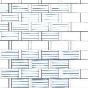 Ultimate Background Stencil - Basket Weave