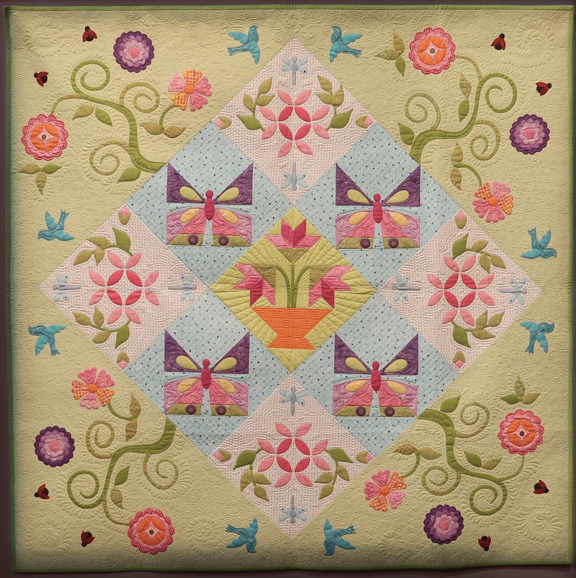 Garden Delights by Annie Smith