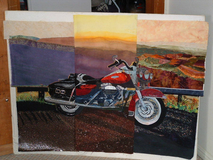 Quilter's Harley