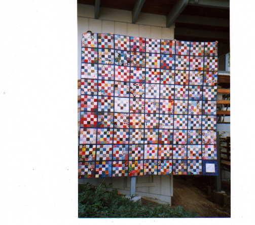 Year 2000 quilt