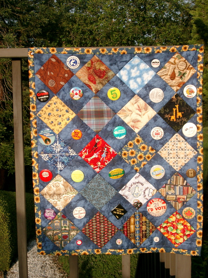 Esther's Story Quilt
