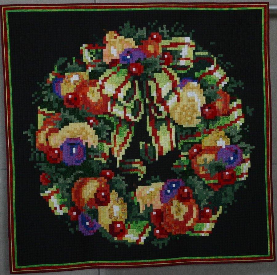 My Bountiful Wreath