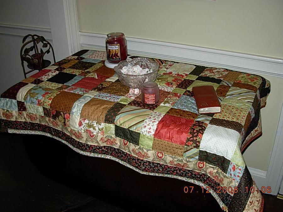 Moda Shangri La Table Topper