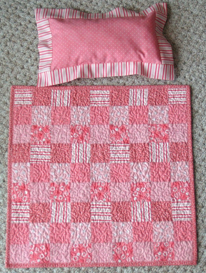 The Little Pink Quilt