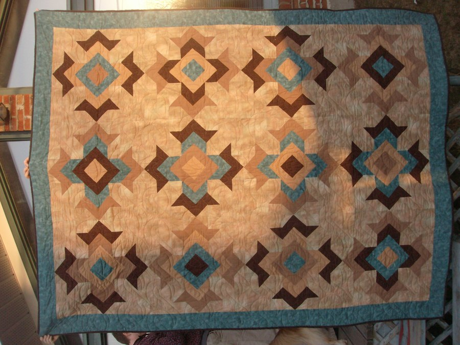 Michael's Quilt