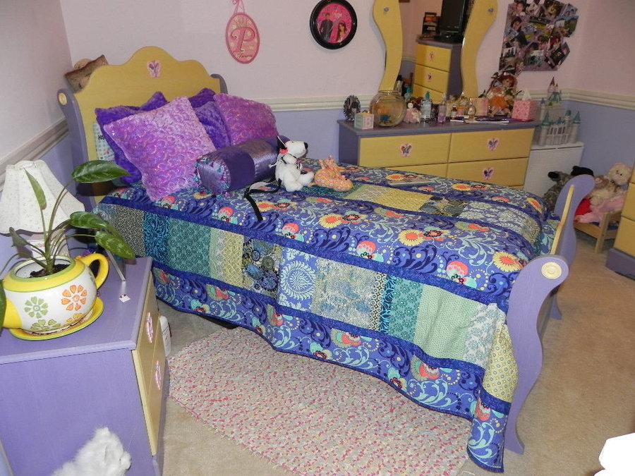 Cecily's Purple Delight