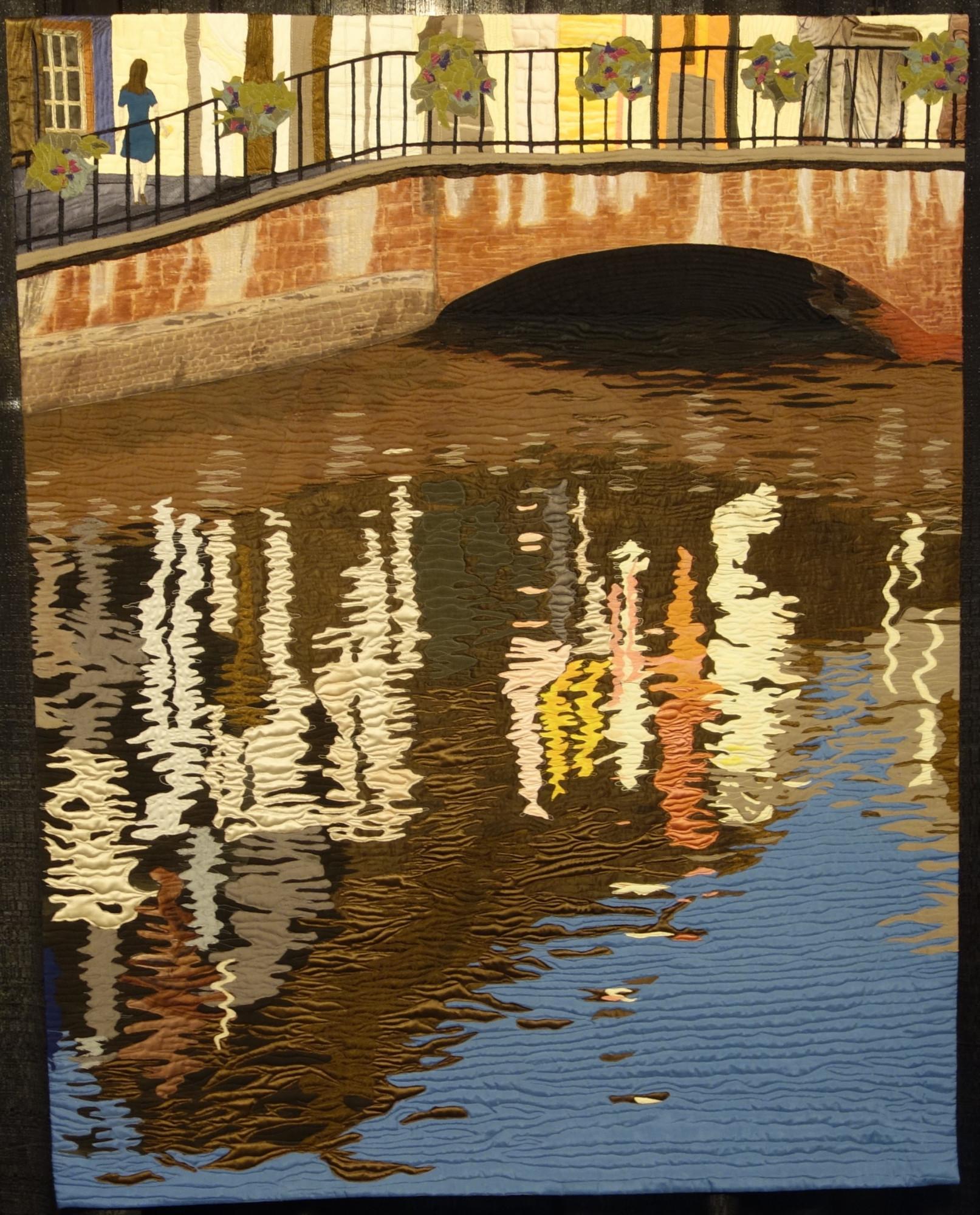 Echoes in Little Venice by Nancy Woods