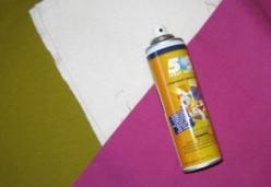 Spray Basting Tips