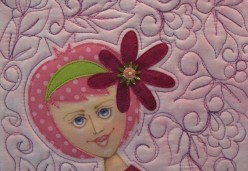 Drawing Faces on Fabric - Introduction