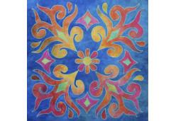 Ricky Tims' Fantasia Quilt Block Pattern