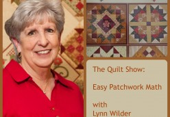 Easy Patchwork Math - Components and Tools