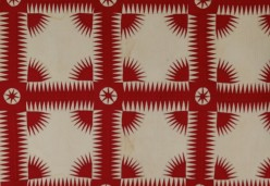 Cousin Quilt Shares history with Last Comanche Chief