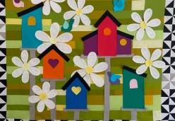 Birdhouse Quilt Lessons