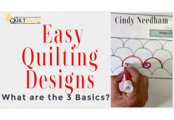 Easy Quilting Designs and Fillers