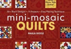 Mini Mosaic Quilts - Paula Doyle