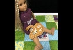Game Pad & Crib-Board Mini Quilt