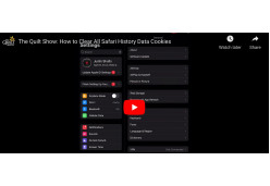 How to Clear All Safari History Data Cookies