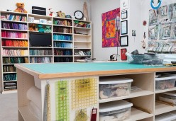 Organize Your Quilting Space