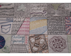 100 Days of Dice Doodles by Mel Beach - Detail 1
