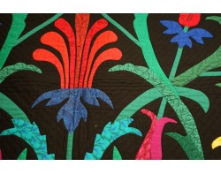 Dreaming of the Tropics by Karen Kay Buckley - Detail 1